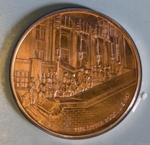 Little Rock Bronze Medal-African American Coins