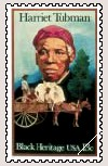 Harriet Tubman 13 cent US Postage Stamp 1978